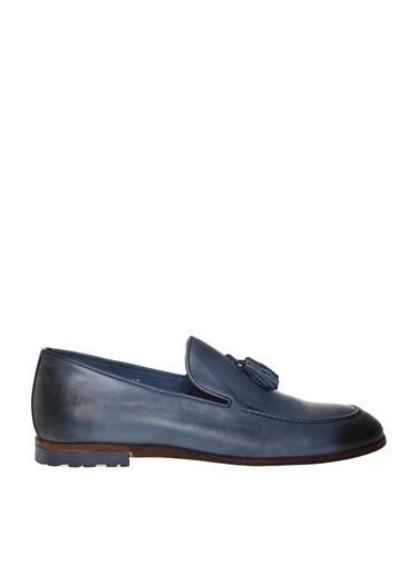 Greyder Klasik Ayakkabı Mavi